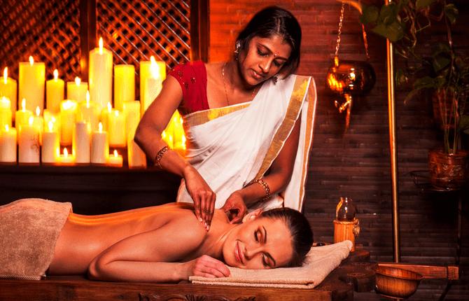 Ayurvedic Massage in Rishikesh