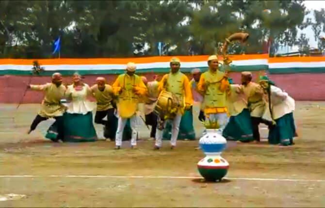 Chaunfula Dance Uttarakhand