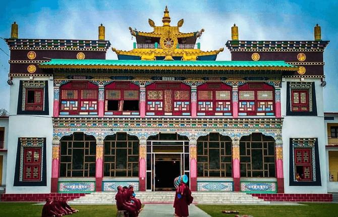 Mindrolling Monastry Dehradun