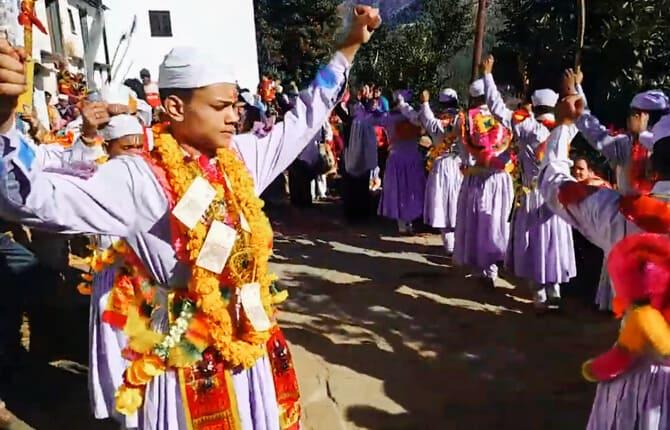 Pandav Leela Dance Uttarakhand