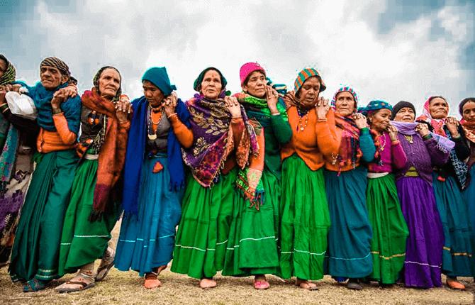 Tandi Dance Uttarakhand