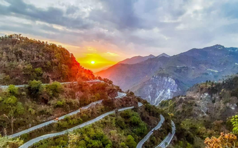 Weekend gateways near mussoorie