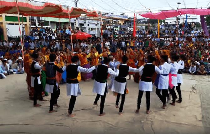 chanchari dance uttarakhand